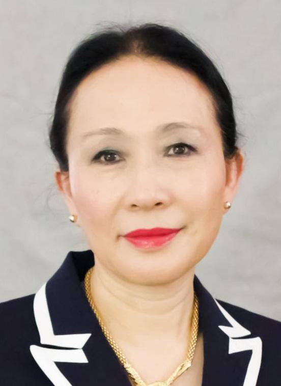 Headshot of Xiao-lei Wang